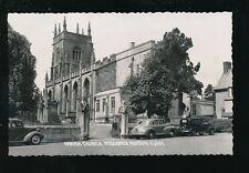 Somerset MIDSOMER NORTON Parish Church c1950/60s RP PPC