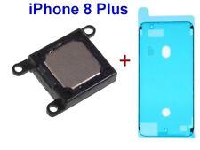 Pour iPhone 8 Plus Ecouteur Interne Haut Parleur du Haut+Joint d'étanchéité Noir