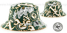 Athletics 'BRAVADO BUCKET' Hats by 47 Brand