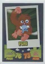 2012 Topps Moshi Monsters Mash Up! Series 2 Foil #NoN Furi Gaming Card 1i3