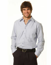 Spirit Polyester Long Sleeve Casual Shirts for Men