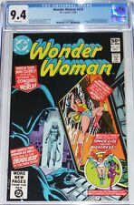 Wonder Woman #274 CGC 9.4 Origin & 1st appearance of the new Cheetah