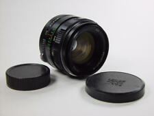 Exc++ ! ZENITAR-M 50mm f/1.7 Russian Lens Zenit KMZ. M42. s/n 804654