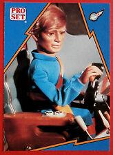 Thunderbirds PRO SET - Card #041 - Gordon Tracy in Control - Pro Set Inc 1992