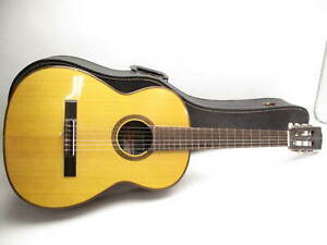 Giannini GN-60 Right-Handed Classical Acoustic Guitar Nylon String 1960's/70's