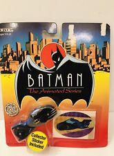 BATCYCLE BATMAN THE ANIMATED SERIES DIE-CAST ERTL 1993 **BRAND NEW**