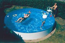 Pool Innenhülle Schwimmbadfolie Ersatzfolie Poolinnenhülle Folie 3,5 x 0,9m