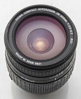 Sigma Compact Hyperzoom 28-300mm D 28-300 mm Aspherical IF Nikon Digital