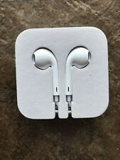 OEM Apple Earpods Headphones iPhone Earphones Earbuds 3.5mm Jack No Mic Version