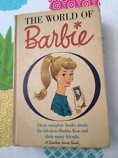 The World Of Barbie Vintage Book