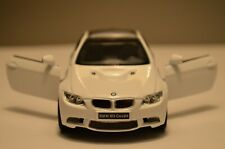 BMW M3 Coupe white 2009 kinsmart TOY model 1/36 scale diecast Car