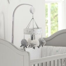 Silvercloud Counting Sheep Cot Mobile | Cute Sheep Design Cot Mobile