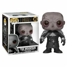 Funko Pop! Movies: Game of Thrones - The Mountain (Unmasked) (85) Figura Bobble Head