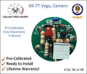 69-77 Chevy Camaro, 71-77 Vega, Tachometer Circuit Board. Easy Tach repair