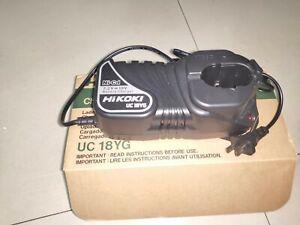 NEW Hitachi UC18YG 7.2V-18V Ni-Cd Battery CHARGER,INPUT 220V AC #free shipping