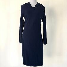 Events Navy Hooded Knit Dress Size M - Brand New with tags