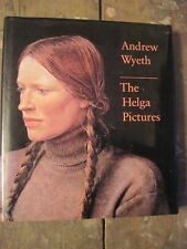 THE HELGA PICTURES - SIGNED BY ANDREW WYETH - RARELY FOUND SIGNED 1ST IN JACKET