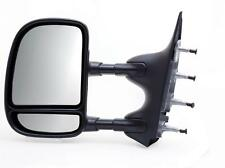Fit System 61181F Ford Econoline Van Passenger Side Replacement Convex Mirror Fit System by K Source