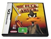 Looney Tunes Duck Amuck DS 2DS 3DS Game *Complete*