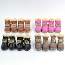 Winter DOG Australia Booties Snow Boots Sneakers Shoes for Puppy XS Small Dogs
