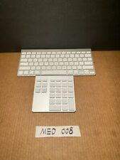 New listing Belkin F8T067 Aluminum YourType Bluetooth Wireless Keypad for iMac Mac Apple