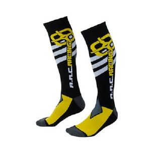 A.R.C. MX Moto Socks Adult Size 10-13 motorcross ATV Boots arc mx dirt bike