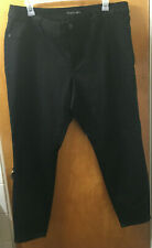 *WOMEN'S* MAURICES * SIZE 22W REGULAR * BLACK JEANS *