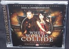 DJ RECTANGLE FEAT. DJ SALLY WHEN WORLDS COLLIDE THE MIXTAPE NEW SEALED MIX CD