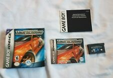 Need for Speed: Underground Nintendo Game Boy Advance GBA COMPLETE