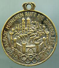 Medaille - Olympische Spiele - 1972 / 0218