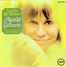 CD - ASTRUD GILBERTO - Look To The Rainbow