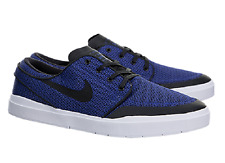 NIKE STEFAN JANOSKI HYPERFEEL XT SB Trainers Casual - UK 10 (EUR 45) Deep Night