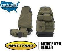 Smittybilt G.E.A.R. Front Seat Cover Jeep 76-86 CJ-7 87-15 Wrangler 5661031