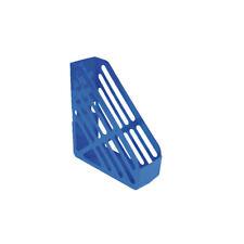 2x Q-Connect Azul Revista Estantes KF04062 - Wh