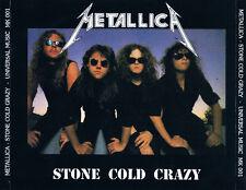 Metallica Stone Cold Crazy 2 CD'S