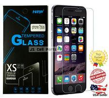"New Premium Real Temper Glass Screen Protector for Apple iPhone 7 Plus 5.5"" N.Y."