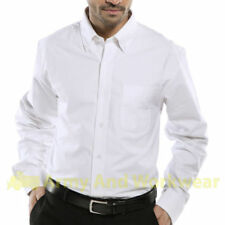 Camicie casual e maglie da uomo a manica lunga con Button Down Taglia 40