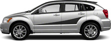 Side Accent Vinyl Graphic Decal Stripes for Dodge Caliber 2007-2012