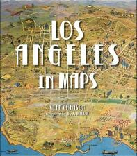 Los Angeles in Maps by Glen Creason (English) Hardcover Book
