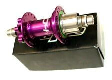 Hope Pro 4 Trials / SS Rear Hub, Purple Street, Inspired, Marino, Trialtech Echo