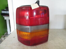 1993 Jeep Cherokee RIGHT SIDE Tail Light Lens, Good Used Condition