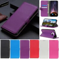 Luxury Litchi Wallet Leather Flip Case Cover For LG Q70 Q60 G8 K40S K50S Stylo 5