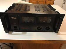 Yamaha P-2200 P2200 Natural Sound Professional Power Amplifier 200 WPC