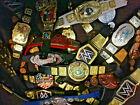 WWE Mattel Jakks Belts Titles Championships figure lot wwf/wcw/ecw Wrestling