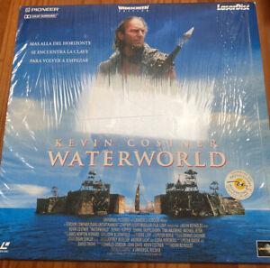 Pelicula LaserDisc Waterworld