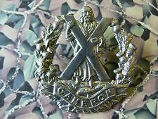 Cameron Highlanders Cap Badge