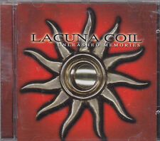 LACUNA COIL - unleashed memories CD