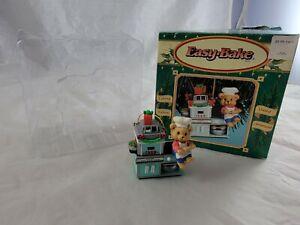 Enesco Limited Ornament 1999 Easy Bake Oven Christmas Treasures #479837J Hasbro
