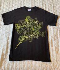 Wiz Khalifa Taylor Gang Over Everything Rap Tee Concert Tour t-shirt Smoke 420