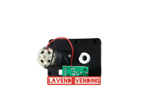 FREE SHIPPING  Genesis GO 326, 327 Combo Vending Machine Vend Motor